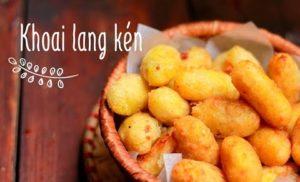 Cách làm món ngon từ khoai lang khó cưỡng