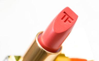 Review,swatch tom ford sweet spot mới nhất của bảng màu son Tom Ford
