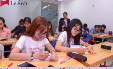 Góc Giáo dục học xuất nhập khẩu thực tế tại Lê Ánh
