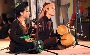 Giới trẻ và nghệ thuật truyền thống trong dòng chảy hiện đại