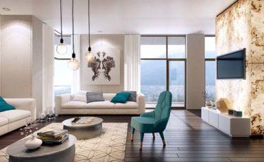 Sofa giúp không gian phòng khách đẹp hơn và sang trọng hơn