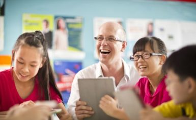 Lợi ích khi học ngoại ngữ với giáo viên nước ngoài