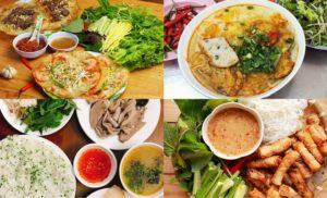 Những món ăn đến Quy Nhơn không thể bỏ qua
