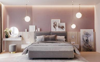 Những lưu ý khi thiết kế phòng ngủ sao cho hài hòa