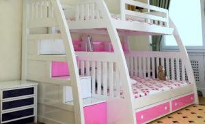 Kê giường ngủ cho bé cần chú ý những gì?