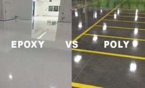 Epoxy với Polyurethane: Lớp phủ nào tốt hơn?