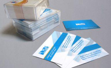Tại sao in name card cao cấp là chìa khóa để tạo ấn tượng lâu dài?