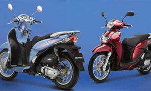 Chi tiết cách thức mua Honda SH Mode trả góp