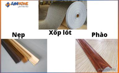 Thi công lắp đặt sàn gỗ tự nhiên
