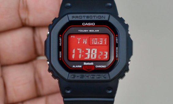 4 mẫu đồng hồ thể thao Casio Tough Solar có giá cả phải chăng
