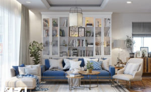 Thiết kế nội thất chung cư 100m2 bạn cần lưu ý những gì?