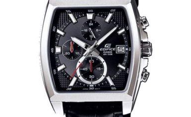 So sánh 3 mẫu đồng hồ Casio mặt vuông dây da của Edifice