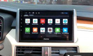 Nâng cấp màn hình android cho xe Xpander